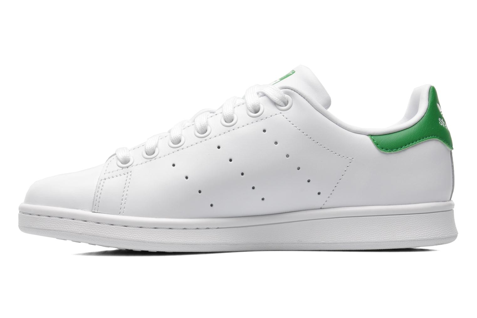 Deportivas Adidas Originals Stan Smith Blanco vista de frente